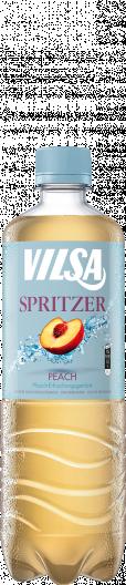 VILSA Spritzer Peach PET 0,75l