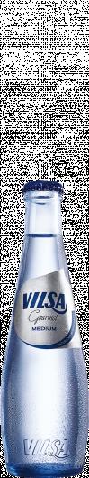 VILSA Mineralwasser Gourmet classic Glas 0,25l