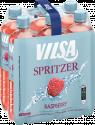 Sixpack mit VILSA Spritzer Raspberry 0,75l