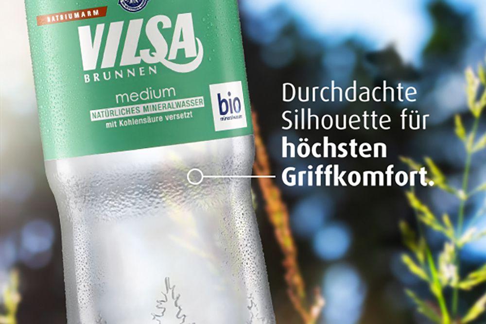 VILSA Genießerflasche Medium Detailansicht