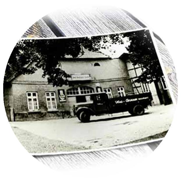 Das VILSA Abfüllgebäude 1937