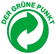 Icon der grüne Punkt