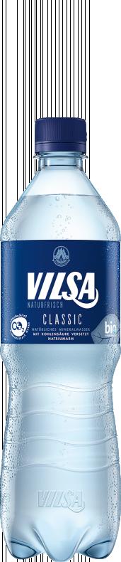 VILSA Mineralwasser classic rPET 0,75l