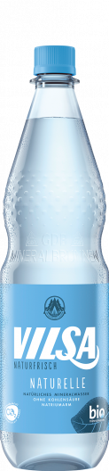 VILSA Mineralwasser Naturelle PET 0,5l