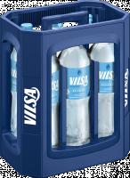 Kasten mit VILSA Genießerflasche naturelle