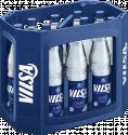 Kasten mit VILSA Mineralwasser classic Glas 0,7l