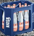 Kasten mit VILSA Mineralwasser leichperlig Glas 0,70l