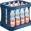 Kasten mit VILSA Mineralwasser leichperlig PET 1,0l
