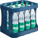Kasten mit VILSA Mineralwasser medium PET 0,5l