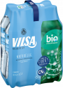 Sixpack VILSA Mineralwasser Naturelle rPET 1,5l