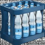 Kasten mit VILSA Mineralwasser Naturelle PET 1,0l