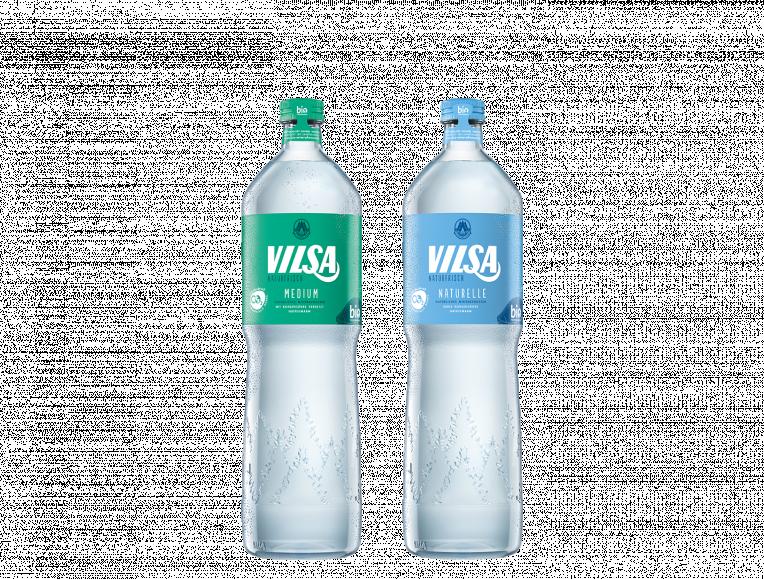 Genießerflasche medium und naturelle