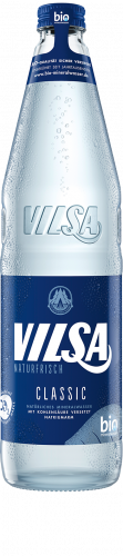 VILSA Mineralwasser classic 0,7l Glas