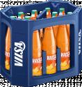 Kasten mit VILSA Orange-Mango Glas 0,7l