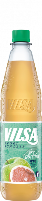 VILSA Sportschorle PET 0,75l