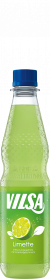 VILSA Limonade Limette PET 0,5l