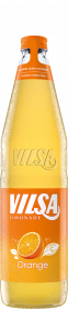 VILSA Limonade Orange Glas 0,7l
