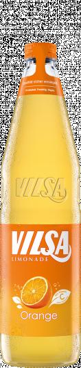 VILSA Limonade Orange Glas 0,7l