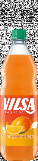 VILSA Limonade Orange-Mango PET 1,0l