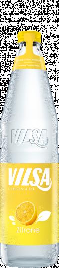 VILSA Limonade Zitrone Glas 0,7l