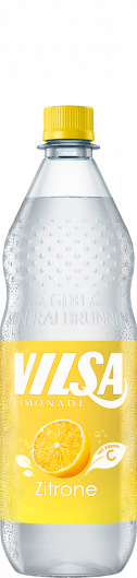 VILSA Limonade Zitrone PET 1,0l