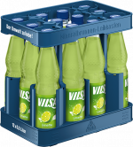 Kasten mit VILSA Limonade Limette PET 0,5l
