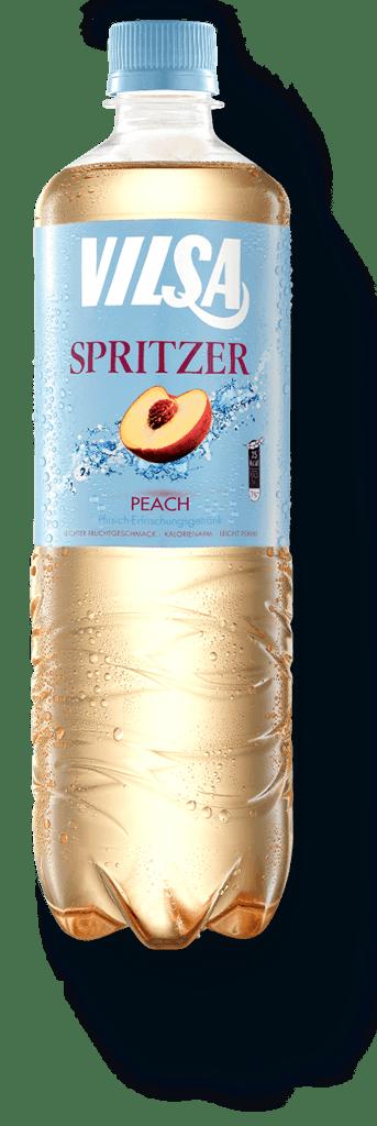 VILSA Spritzer Peach PET