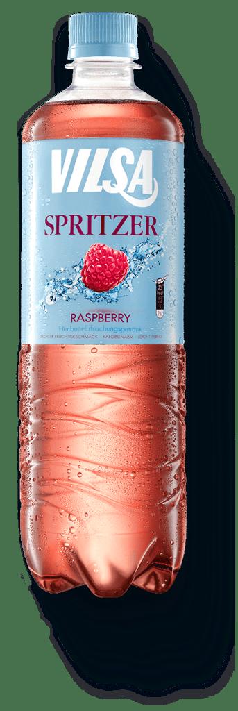 VILSA Spritzer Raspberry PET
